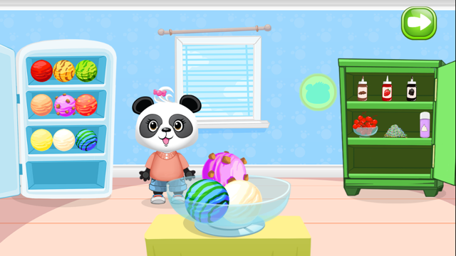 Kotimaisen BeiZ-peliyhtiön kehittämä Lola Panda haastelee suomea.