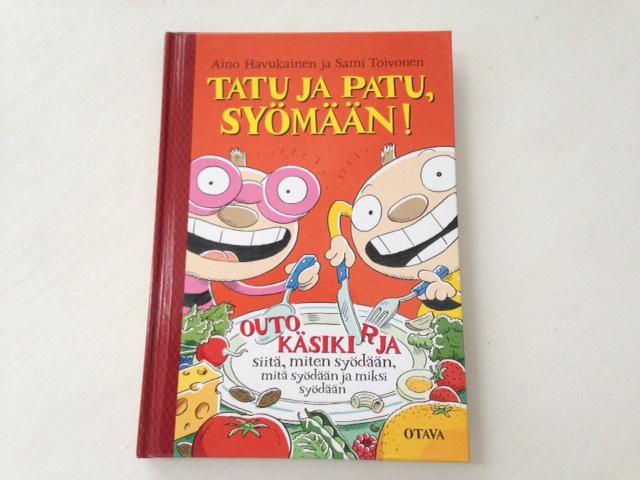 Harvoin sitä tulee pohdittua syömistä niin perusteellisesti kuin tässä kirjassa.