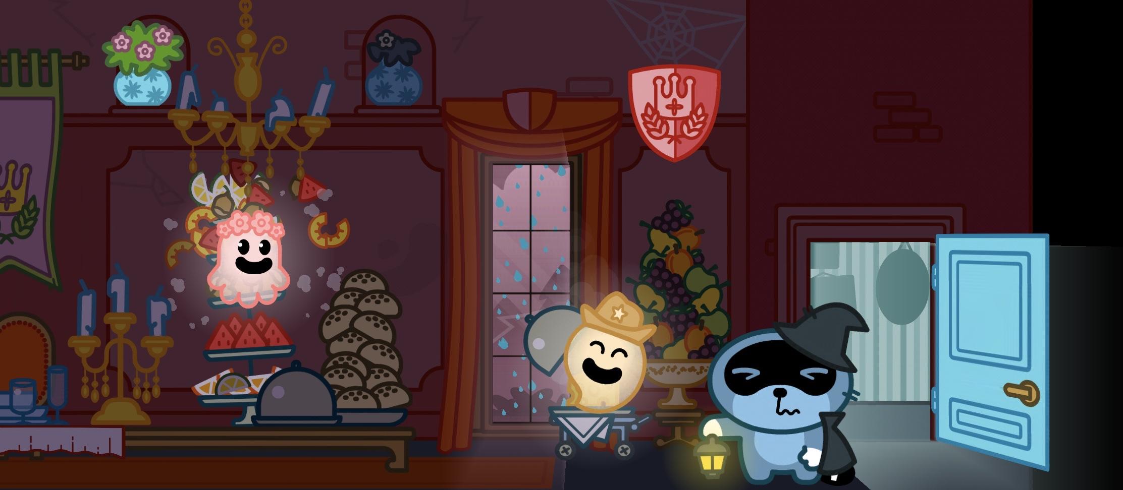 halloween-peli lapsille