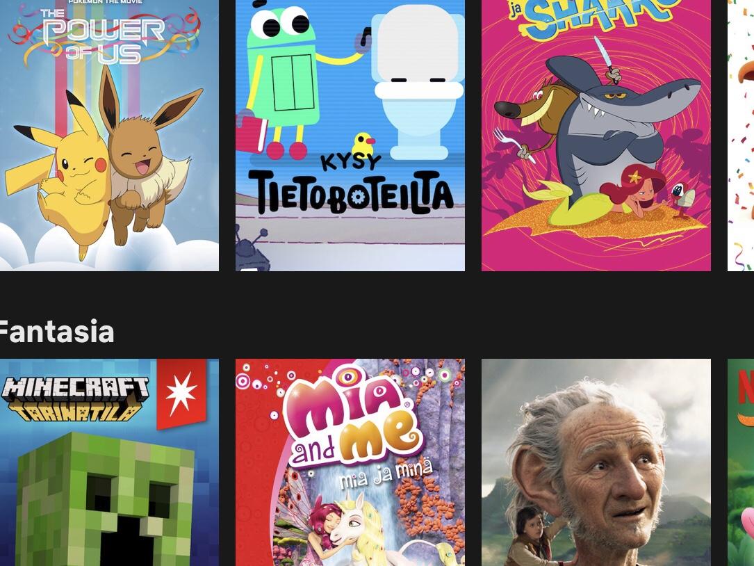 Netflix offline  ilman nettiä