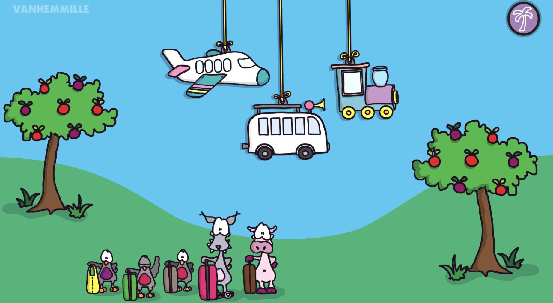 lastenpelejä offline-tilassa