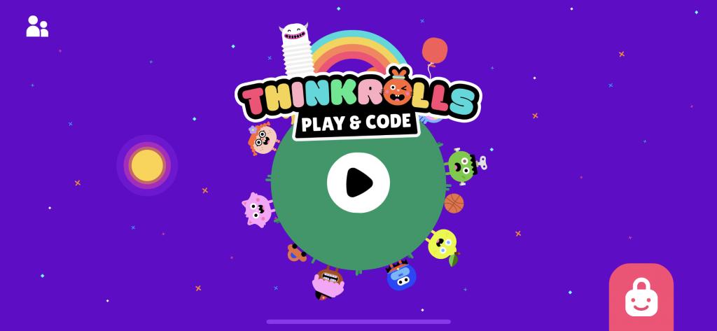 Thinkrolls - koodausta lapsille